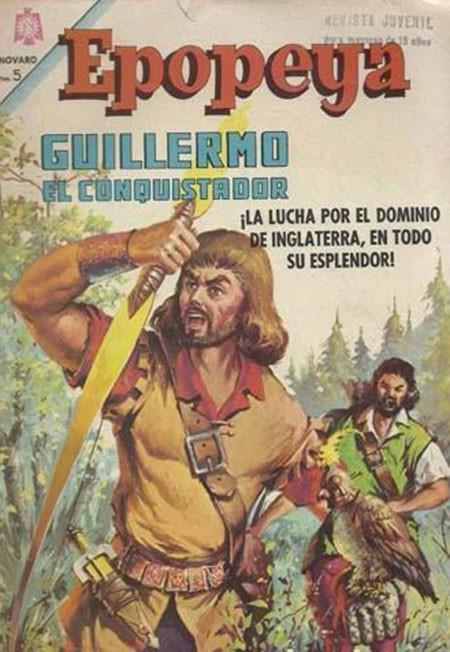 Guillermo el conquistador - el cafe de la historia