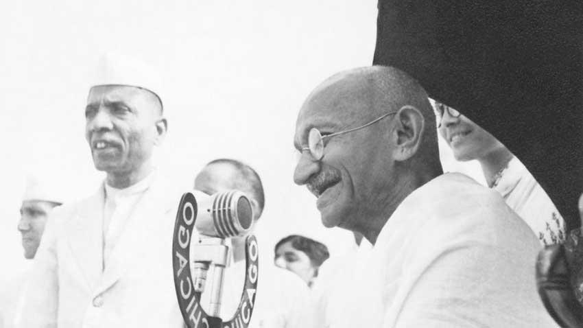 Citas y frases de Gandhi - el café de la historia