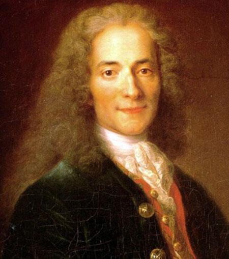 François-Marie Arouet, aka Volatire