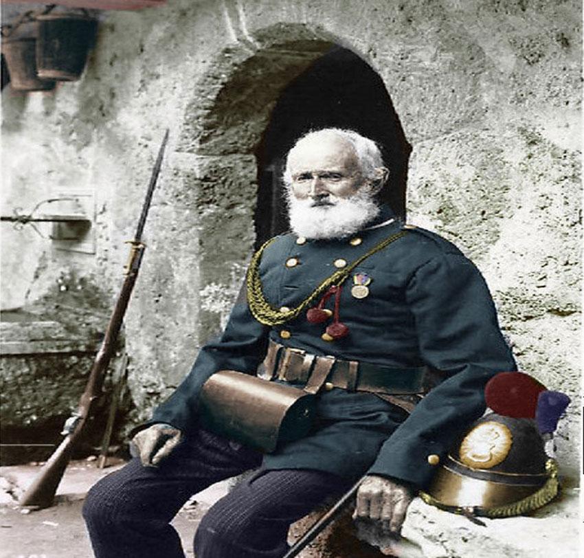 Último soldado de Liechtenstein