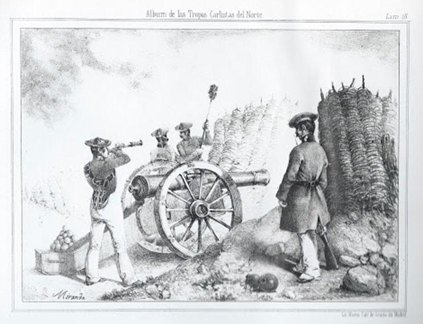 El asedio de Bilbao