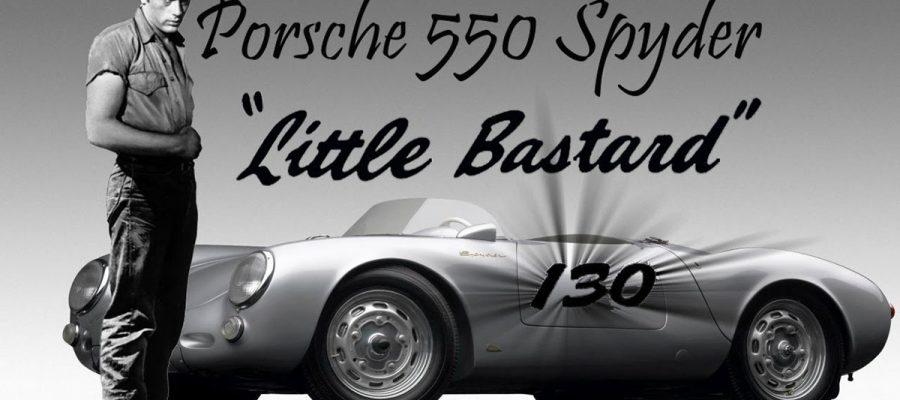 El Porsche de James Dean - el café de la historia