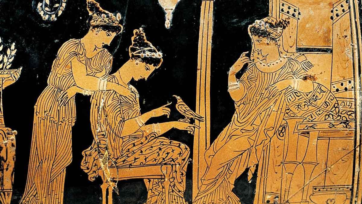 Camisetas Antigua Grecia - el café de la historia