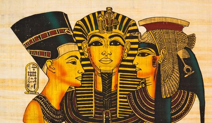 Camisetas Antiguo Egipto - El café de la Historia