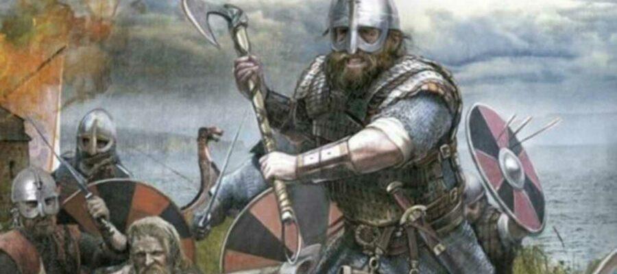 Camisetas de vikingos - el café de la historia