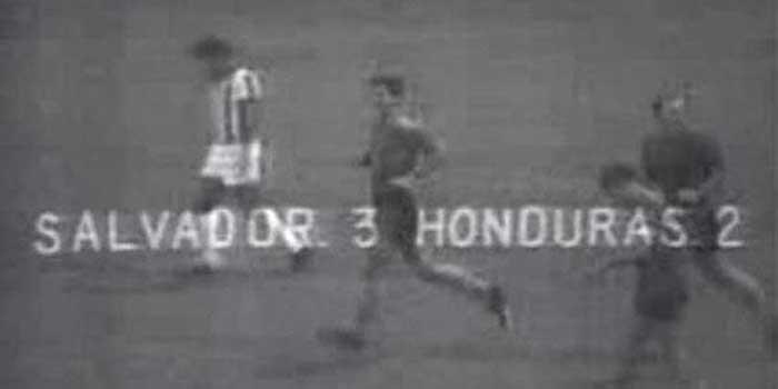 El Salvador 3 - Honduras 2