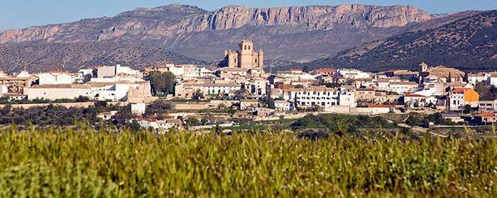 Huéscar, Granada