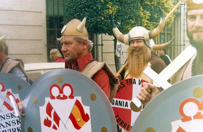 Vikingos en Huéscar