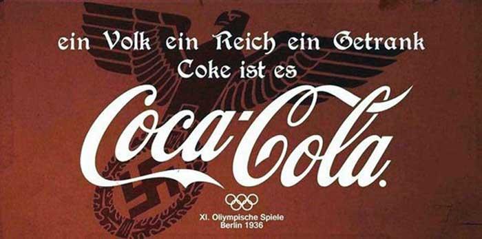 Coca Cola nazi