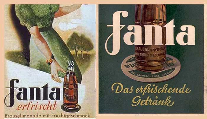 Propaganda nazi de Fanta