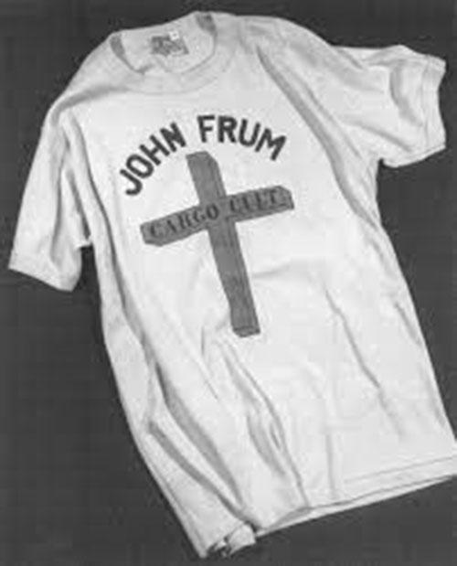 John Frum - Culto cargo