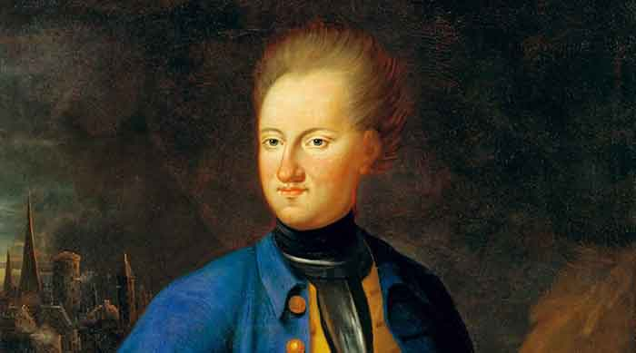 Carlos XII de Suecia - el café de la historia 30 de febrero