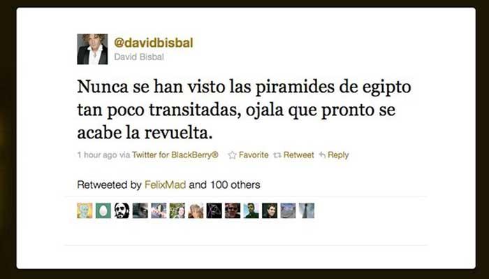 Efecto Streisand, David Bisbal  - El café de la Historia