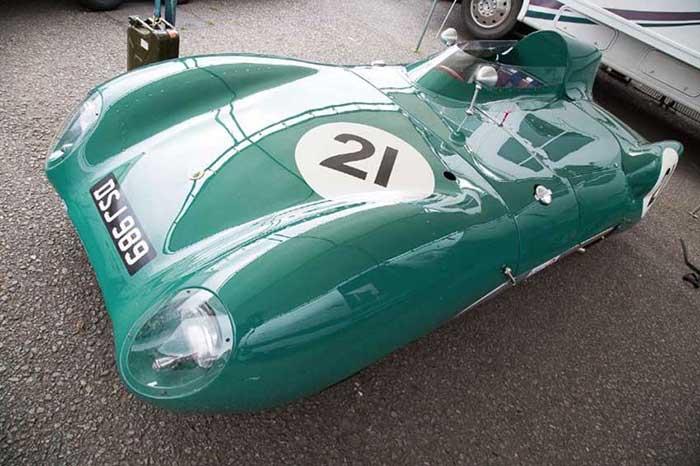 Lotus MK X - El Porsche de James Dean - el café de la historia