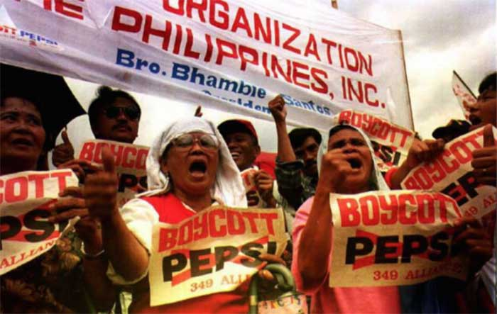 Pepsi, Filipinas, 349 Premios IG Nobel