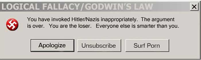 La ley de Godwin   - El café de la Historia