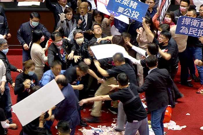 Parlamento de Taiwan Premios IG Nobel