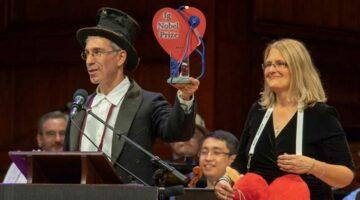 El café de la historia - Los Premios IG Nobel