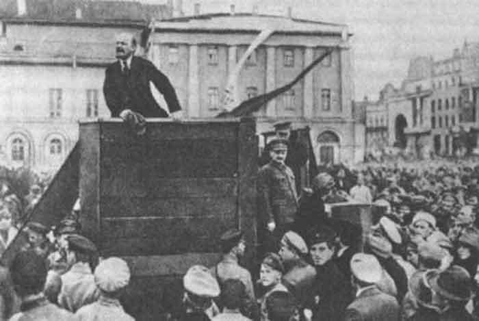 La revolución de Octubre que fue en noviembre - el café de la historia 30 de febrero