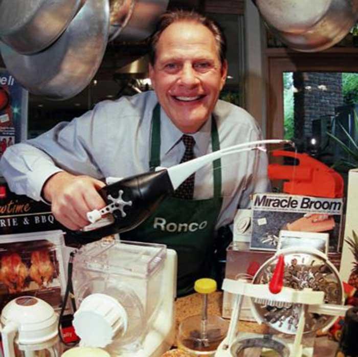 Ron Popeil, el Da Vinci contemporáneo Premios IG Nobel
