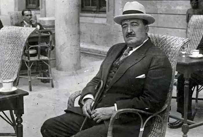 Vicente Blasco Ibáñez, el café de la historia