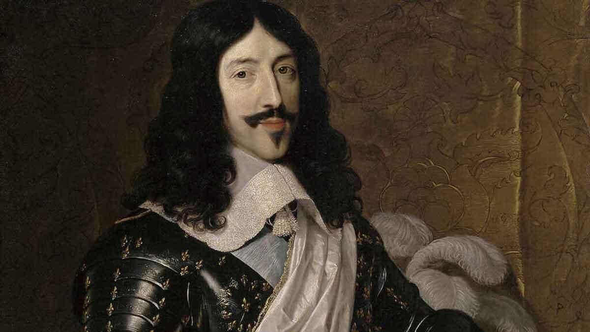 El café de la historia - Biografía de Luis XIII de Francia
