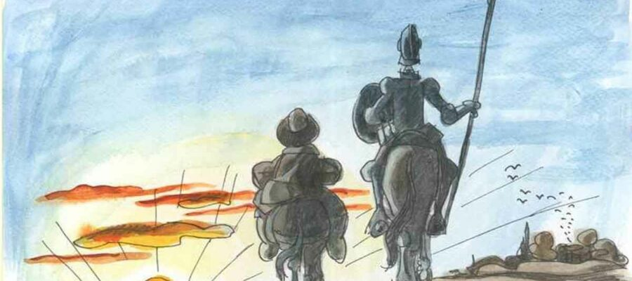 El café de la historia - Refranes del Quijote