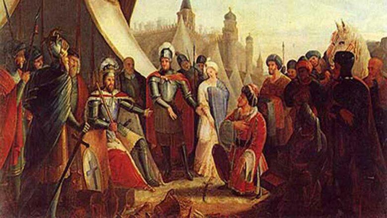 El café de la historia - Alfonso I de Portugal