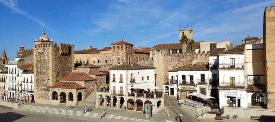 El café de la historia - Refranes de Cáceres