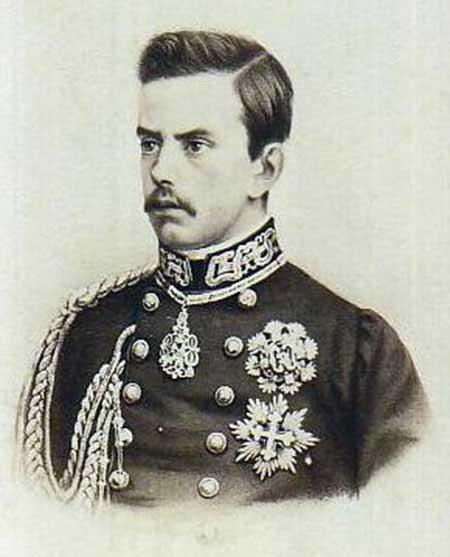 Umberto I doppelganger