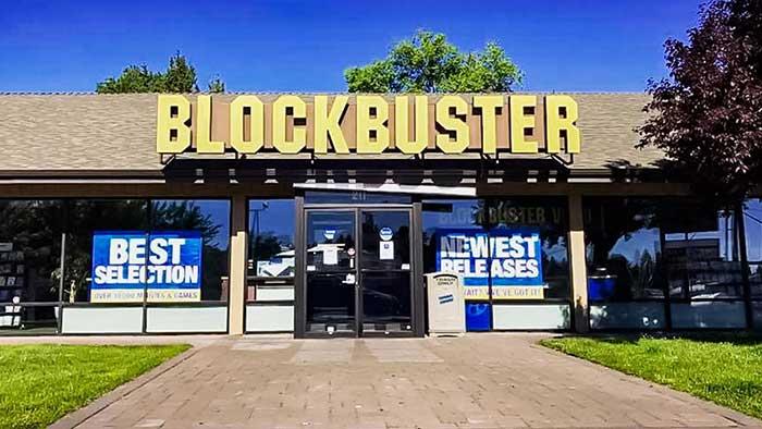 El último Blockbuster de Bend, Oregón