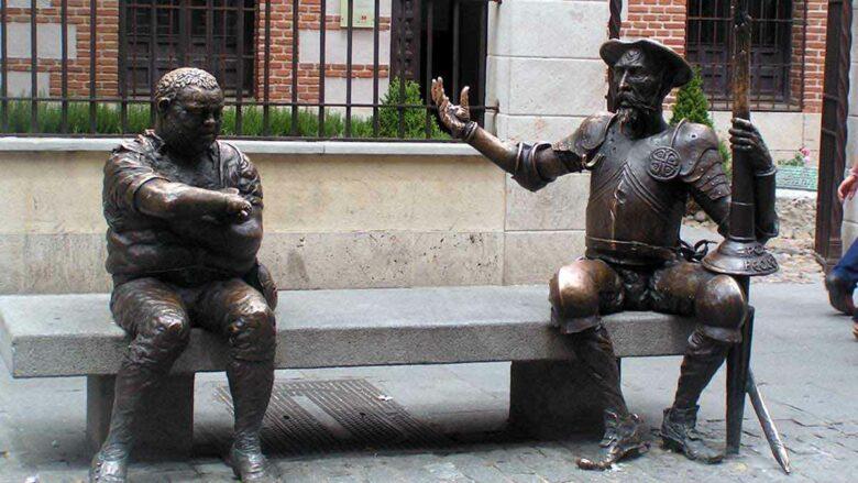 El café de la historia -Refranes españoles
