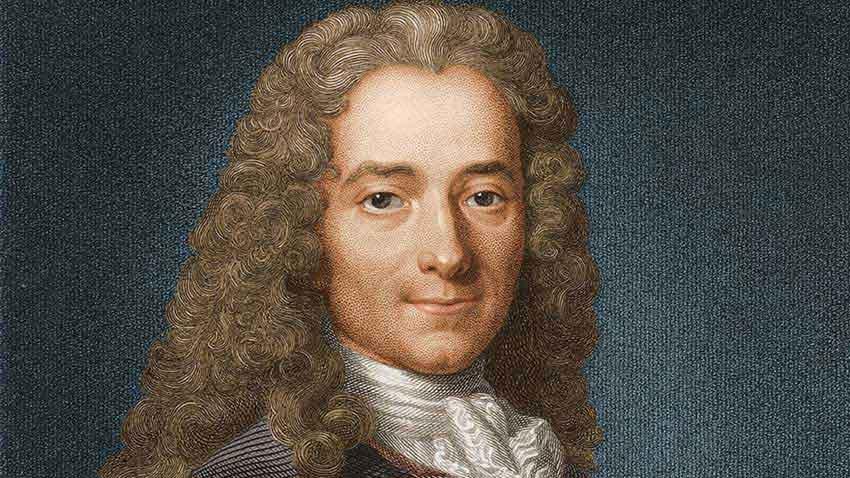 Frases de Voltaire - el café de la historia