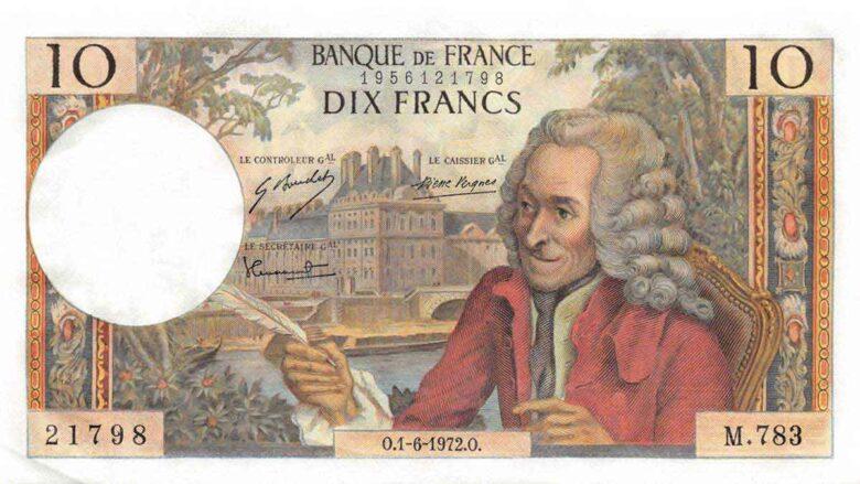 El café de la historia - Citas y frases de Voltaire