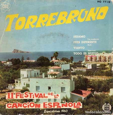 Torrebruno, Festival del Benidorm 1960