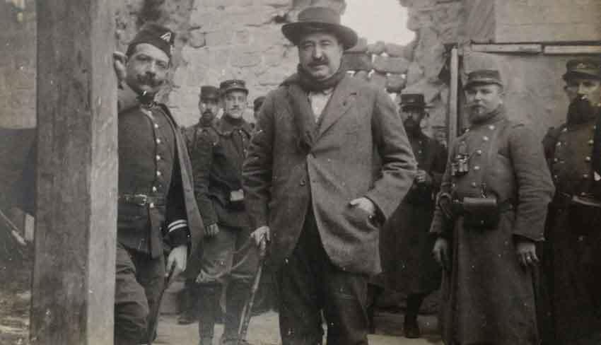 Citas y frases de Vicente Blasco Ibáñez