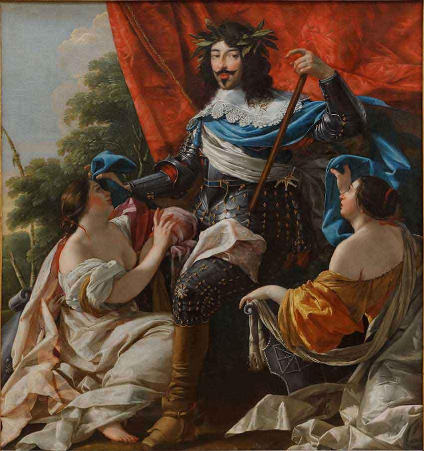 Biografía de Luis XIII de Francia - el café de la historia