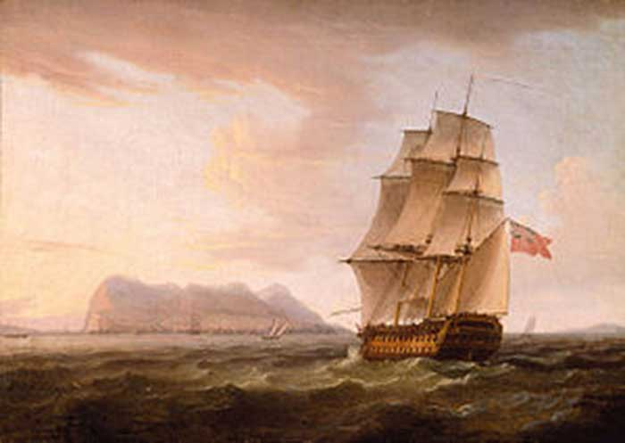 Batalla de Gibraltar