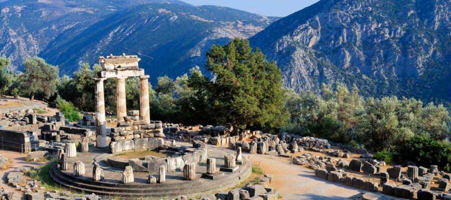 El café de la historia - Proverbio griegos