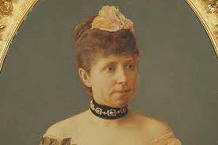 María Cristina de Hagsburgo