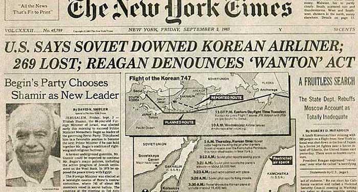 Incidente aeréo Stanislav Petrov New York Times