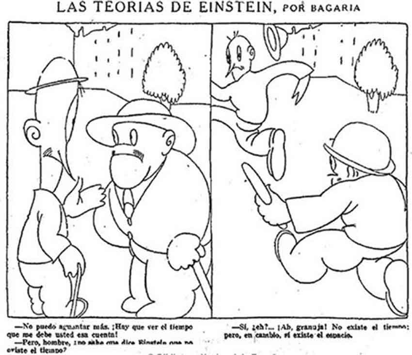 Viñeta de Luis Bagaría