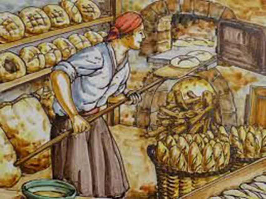 Refranes sobre el pan