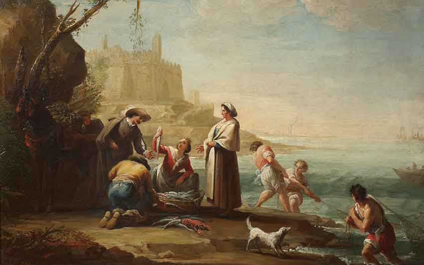 Refranes de pescadores