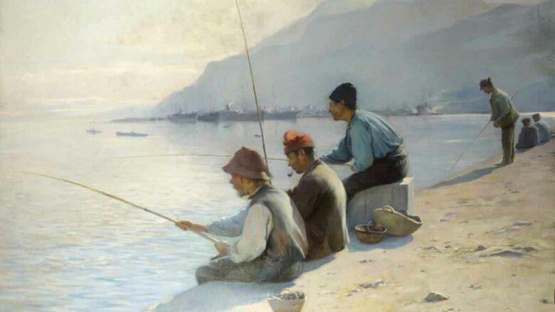 El café de la historia - Refranes de pescadores