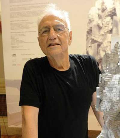Frank Gehry -  Reino de Redonda - Elcafédelahistoria.com