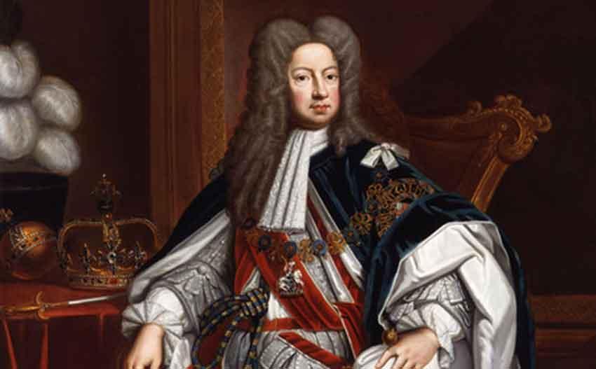 Jorge I - el Milagro de Guilford