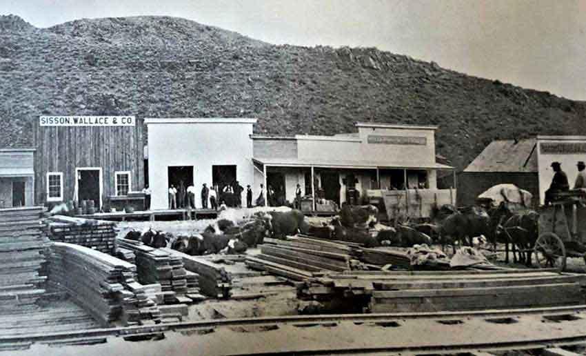 Palisade, Nevada