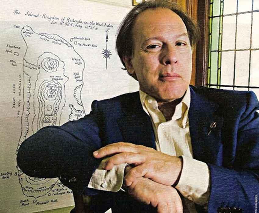 Javier Marías, Rey de Redonda