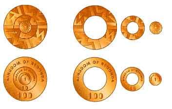 Moneda de Redonda